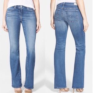 AG Goldschmied The Angel Bootcut Denim Jeans